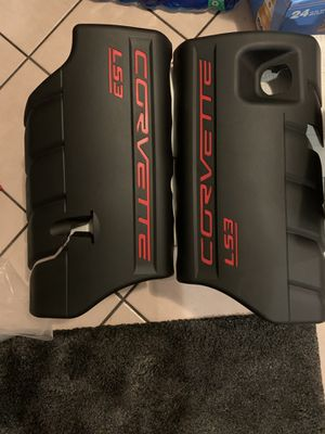 Ls3 corvette fuel rail engine covers for Sale in Sylmar, CA
