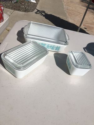 Vintage Pyrex Amish for Sale in Riverside, CA