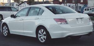 Sedan Great on gas Honda Accord Leather Seats for Sale in Wichita, KS