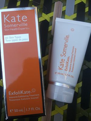 Kate somerville exfolikate - never used - brand new. - retails for 85 dollars for Sale in Orange, CA