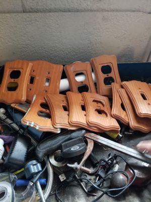 Tapa madera luz for Sale in Orlando, FL