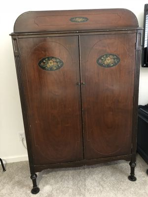 Antique armoire for Sale in Issaquah, WA