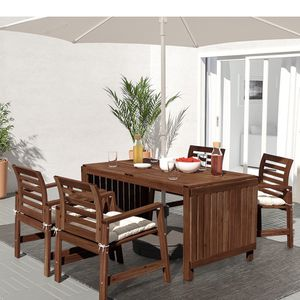 Outdoor Extendable Dining Table - New In Box for Sale in San Francisco, CA