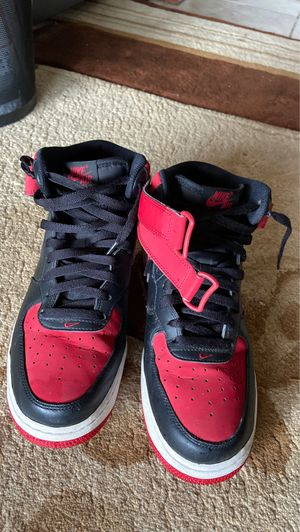 Air Force 1 mid bred for Sale in Cascade-Fairwood, WA