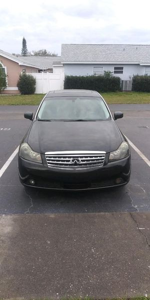 Infiniti M35 (Parts Only) for Sale in Alafaya, FL