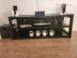Great looking TV stand in very good condition for Sale in Washington, DC