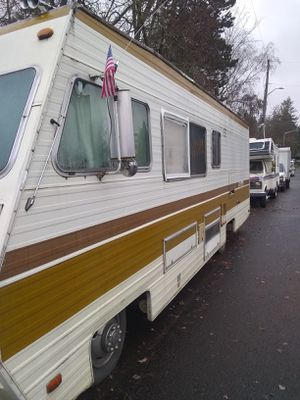 Motorhome space needed for Sale in Portland, OR