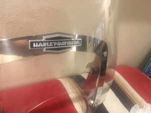 Harley Davidson 100th Anniversary Quick Release Windshield for Sale in Bartlesville, OK