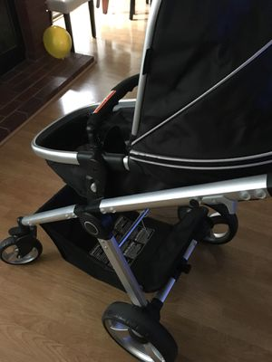 Baby stroller with Car seat used normal it's like new for Sale in El Cajon, CA