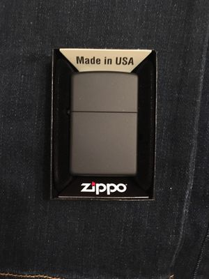2018 zippo lighter, Local pick up only for Sale in Rose Valley, PA