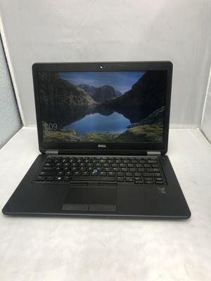Dell Latitude E7470 14in. 256GB Core i5 6th Gen. 2.4GHz 16GB DDR4 W10 for Sale in Huntington Beach, CA