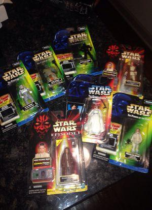 Assorted Star Wars Actions figures for Sale in Denver, CO