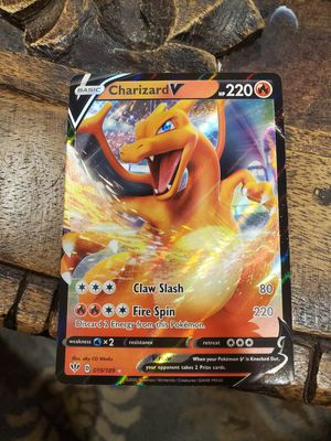 Darkness Ablaze Charizard V Card! MINT for Sale in Rutherford, NJ