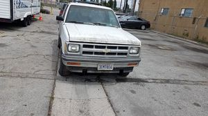 Chevy blazer 93 First offer will take for Sale in Downey, CA