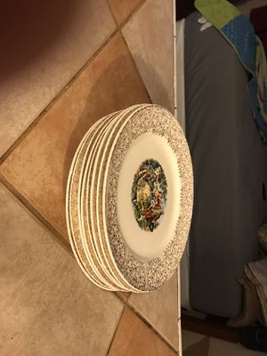China plates! for Sale in Red Oak, TX