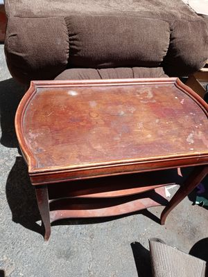 Antique End table for Sale in San Jose, CA
