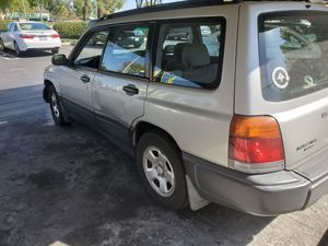 2000 Subaru Forester L for Sale in San Diego, CA