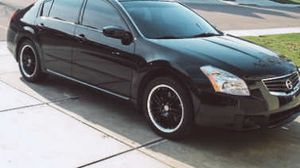 Perfect 2007 Nissan Maxima SLWheels Great for Sale in Seattle, WA