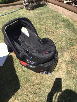 britax b agile stroller, car seat and 2 bases $50 for Sale in Fullerton, CA