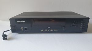 DAEWOO CD/DVD PLAYER MODEL DVD-5700 BLACK for Sale in Orlando, FL