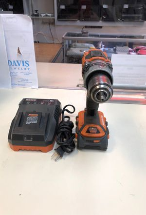 Ridgid hammer drill for Sale in Plantation, FL