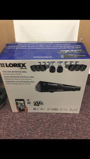 Lorex 8 Security Cameras for Sale in El Cajon, CA
