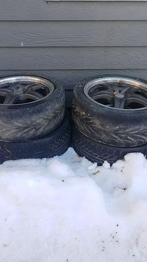 4 set of tires for Sale in Leavenworth, WA