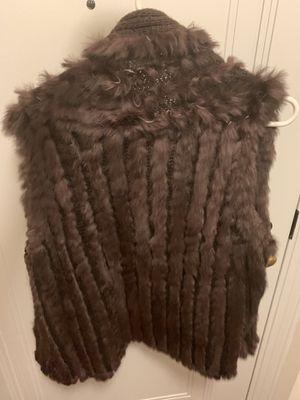 Fur vest for Sale in Washington, DC
