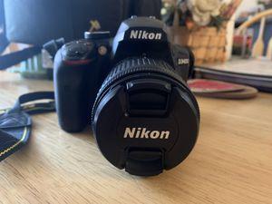 Nikon Camera D3400 2016 for Sale in St. Petersburg, FL