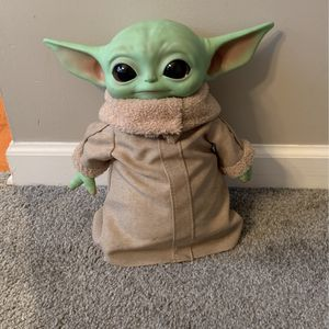 Yoda Plush- Original Star Wars Toy (Not A Knock Off) for Sale in Coraopolis, PA