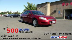 2015 Chevrolet Impala Limited for Sale in Fresno, CA