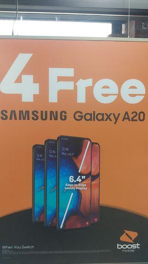 FREE Samsung Galaxy A20! BOGO for Sale in Spokane, WA
