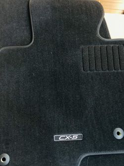 Mazda CX5 Floor Carpet Mats for Sale in Seattle,  WA