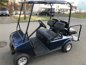 Clubcar gas golf cart ds for Sale in New Haven, CT