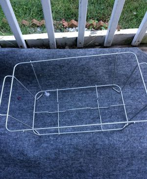 Wire chafing dish holder for Sale in Manassas, VA