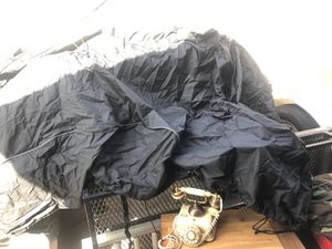 Black Harley Davidson 93100026 motorcycle cover for Sale in Madera, CA