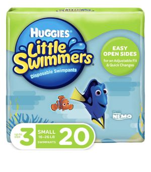 HUGGIES LITTLE SWIMMERS DORY for Sale in Oakland, CA