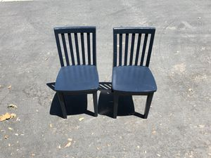 2 kids chairs for Sale in Oceanside, CA