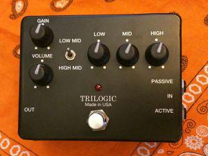 Trilogic Xotic Effects Ultra Bass Preamp / DI Box for Sale in Westchester, CA