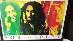 Bob Marley Picture Frame for Sale in Phoenix, AZ