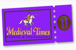 Medieval Times Tournament Tickets for Sale in Tempe, AZ