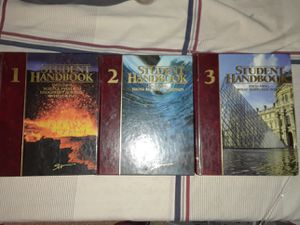 Student Handbooks Vol. 1,2 & 3 for Sale in Calion, AR