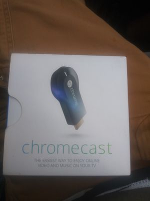 Chromecast for Sale in Houston, TX