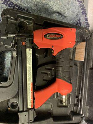Air nail gun/stapler for Sale in Austin, TX