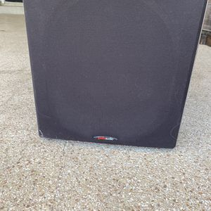Polk Audio PSW404 Subwoofer for Sale in Trabuco Canyon, CA