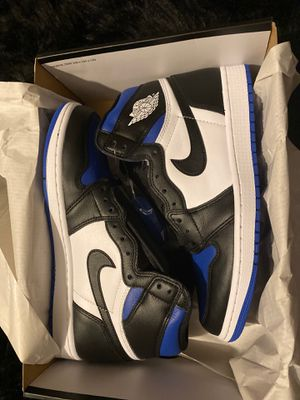 Jordan 1 Royal Toe for Sale in St. Peters, MO