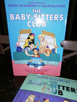 Books on sale baby siters club for Sale in Aspen Hill, MD