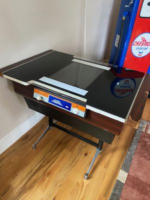 SEGA AstroFighter cocktail table video arcade game: 2 player version. RARE FIND! for Sale in Washougal, WA