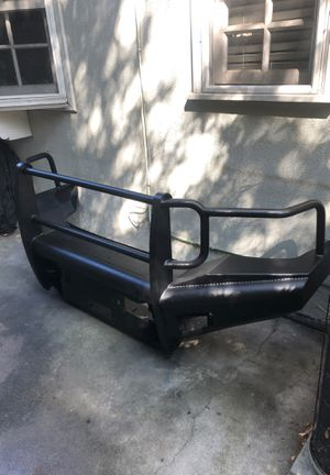 Ford superduty/excursion front bumper for Sale in Fullerton, CA
