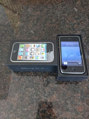 iPhone 3gs 8gig for Sale in Grand Island, NY